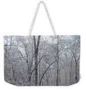 Crystal Woods Weekender Tote Bag