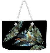Crystalize Weekender Tote Bag