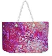 Crystallization - Stellar  Weekender Tote Bag