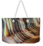 Crystals And Stones Shell 4721 Weekender Tote Bag