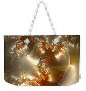Crystals Of Gold Weekender Tote Bag