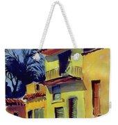Cuban Architecture Weekender Tote Bag