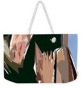 Cubism Series Xiii Weekender Tote Bag