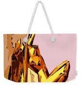Cubism Series Xxi Weekender Tote Bag
