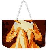 Cubism Series Xxii Weekender Tote Bag