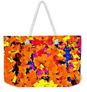 Cubist Tesseract Weekender Tote Bag