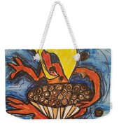 Cuckoo For Cocoa Puffs Weekender Tote Bag