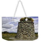 Culloden Battlefield Cairn Weekender Tote Bag
