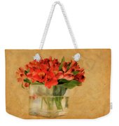 Cultivated Beauty Weekender Tote Bag