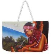 Cultural Drawings Weekender Tote Bag