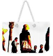 Culture-in-motion Weekender Tote Bag