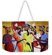 Culture Weekender Tote Bag