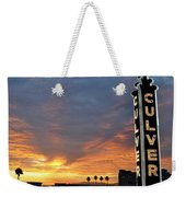 Culver City Marquee Weekender Tote Bag