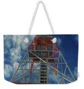 Culver Fire Tower Weekender Tote Bag
