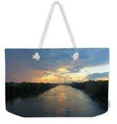 Cumberland River - Nashville  Weekender Tote Bag