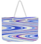 Cumulus Clouds And Blue Sky Abstract Weekender Tote Bag