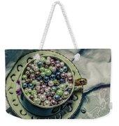 Cup Of Beads Weekender Tote Bag