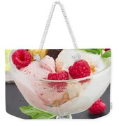Cup Of Icecream Weekender Tote Bag