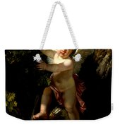 Cupid In A Tree Weekender Tote Bag