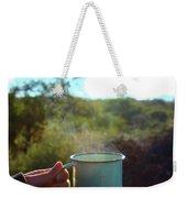 Cuppa Steam Weekender Tote Bag