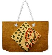 Curiosity  - Tile Weekender Tote Bag