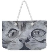 Curious Eyes Weekender Tote Bag
