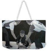Curling Weekender Tote Bag by Richard Le Page