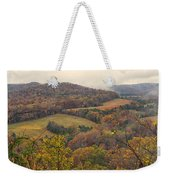 Current River Valley Near Acers Ferry Mo Dsc09419 Weekender Tote Bag