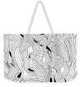Currents Weekender Tote Bag