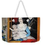 Currier: Marriage, 1848 Weekender Tote Bag