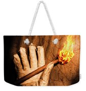 Curse Of The Tomb Robber Weekender Tote Bag