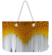 Curtain And Valance Daisy Weekender Tote Bag