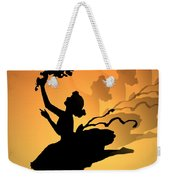 Curtain Call Weekender Tote Bag