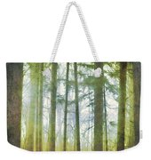 Curtain Of Morning Light Weekender Tote Bag