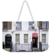 Curtain Twitcher Weekender Tote Bag