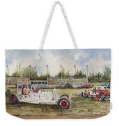 Curts 64 Dollar Question 1949 Weekender Tote Bag