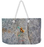 Curve And Counter Curve Weekender Tote Bag