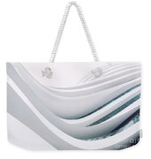 Curves In Architecture Weekender Tote Bag