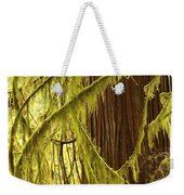 Curves In The Rainforest Weekender Tote Bag