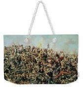 Custer's Last Stand Weekender Tote Bag by Edgar Samuel Paxson