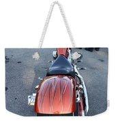 Custom Bike 2 Weekender Tote Bag