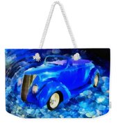 Custom Car  Weekender Tote Bag