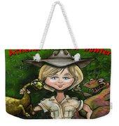 Custom Gift Caricature Weekender Tote Bag