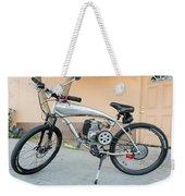 Custom Made Motor Bike Weekender Tote Bag