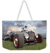 Custom Rod Weekender Tote Bag
