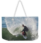 Cutback Splash Weekender Tote Bag