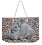 Cute Campground Rabbit Weekender Tote Bag