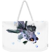 Cute Fish Weekender Tote Bag