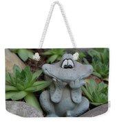 Cute Garden Weekender Tote Bag
