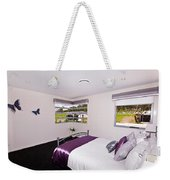 Cute Girl's Bedroom Weekender Tote Bag